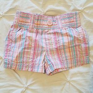Circo Plaid Shorts